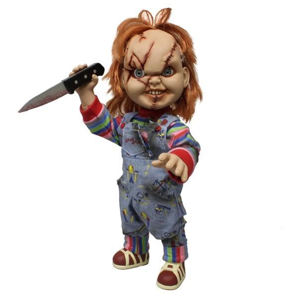 Chucky Die Mörderpuppe Mega Scale Actionfigur Chucky 38 cm