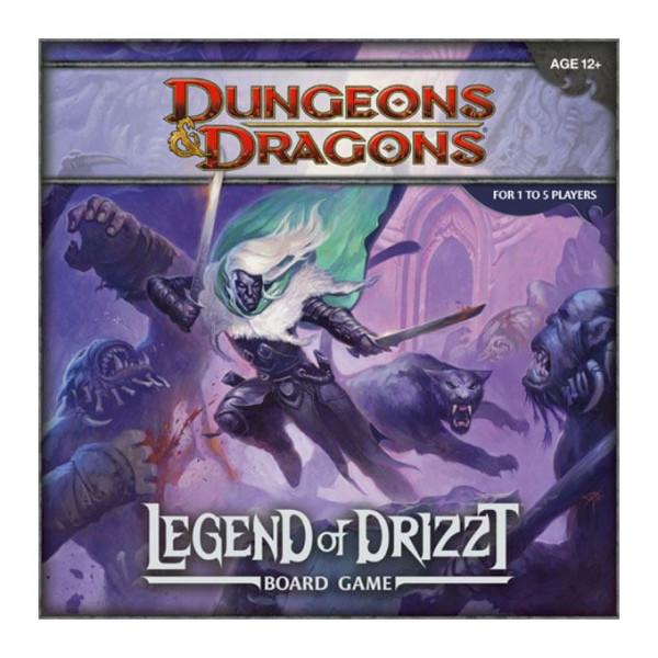 - Dungeons & Dragons Brettspiel- Anzahl Spieler: 1-5- Alter: ab 12 Jahre- Spieldauer: 60 min- Sprache: Englisch