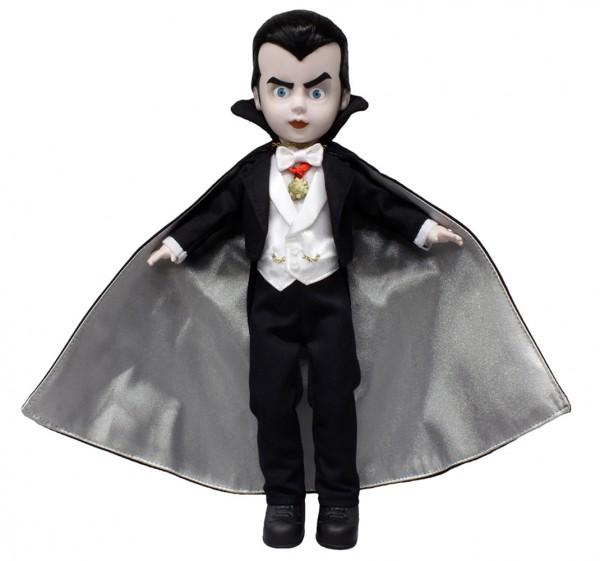 Aus Mezcos beliebter ´Living Dead Dolls´ Serie kommt diese großartige Puppe. Sie ist ca. 25 cm groß und trägt echte Stoffkleidung.