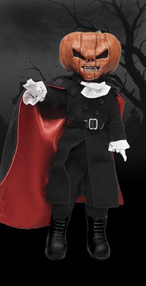 Aus Mezcos beliebter ´Living Dead Dolls´ Serie kommt diese großartige Puppe. Sie ist ca. 25 cm groß und trägt echte Stoffkleidung. Kommt mit abnehmbaren Kopf in einer Fensterbox geliefert.