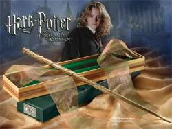 Detailgetreue Nachbildung des Zauberstabs von Hermine Granger mit einer Länge von ca. 38 cm.