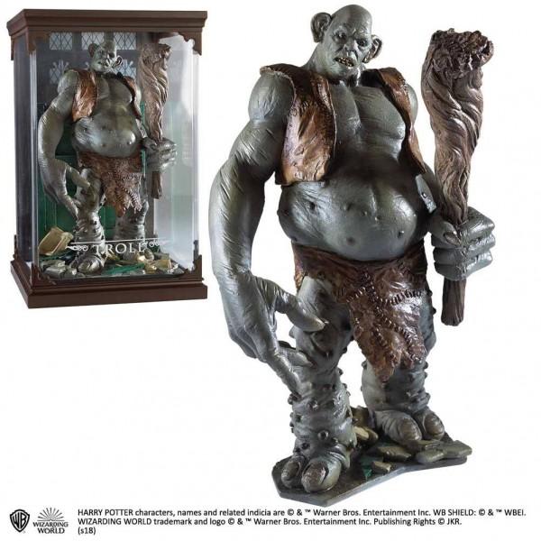 Noble Collection präsentiert ihre neue Magical Creatures -Reihe mit detailreichen Statuen und Dioramen aus dem Harry Potter Universe.Das Sammlerstück wurde aus hochwertigem Resin gefertigt, ist ca 13 cm groß und wird inklusive Base in einer bedruckten Ges