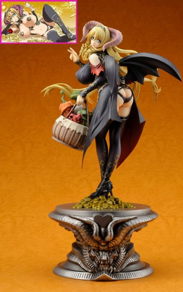 Seven Deadly Sins Statue 1/8 Mammon (Greed) Limited Version 25 cm