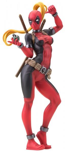 Marvel Bishoujo PVC Statue 17 Lady Deadpool 24 cm