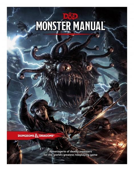 - Regelbuch für das Dungeons & Dragons Rollenspiel- 352 Seiten- Sprache: Englisch