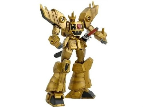 GOLDRAN - Mecha Action Series Goldran