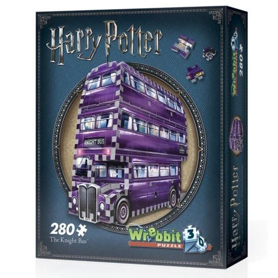 - Offiziell lizenziertes 3D Puzzle- 280 Teile- Maße: 26 x 7 x 19 cm