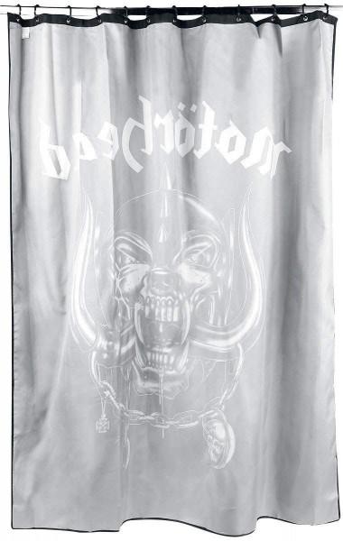 - Offiziell lizenzierter Duschvorhang- Größe: 180 x 200 cm- Material: Polyester
