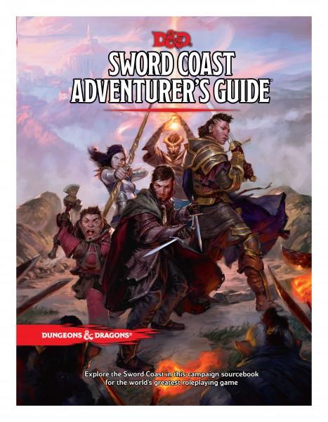 - Regelbuch für das Dungeons & Dragons Rollenspiel- 159 Seiten- Sprache: Englisch