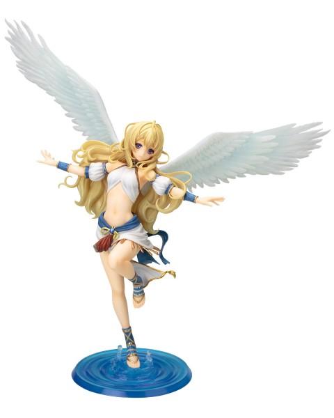 Zum japanischen Videospiel ´Breath of Fire 6 Guardians of the White Dragon´ kommt diese aufregende PVC Statue von Nina. Sie ist ca. 26 cm groß und wird in einer Fensterbox geliefert.