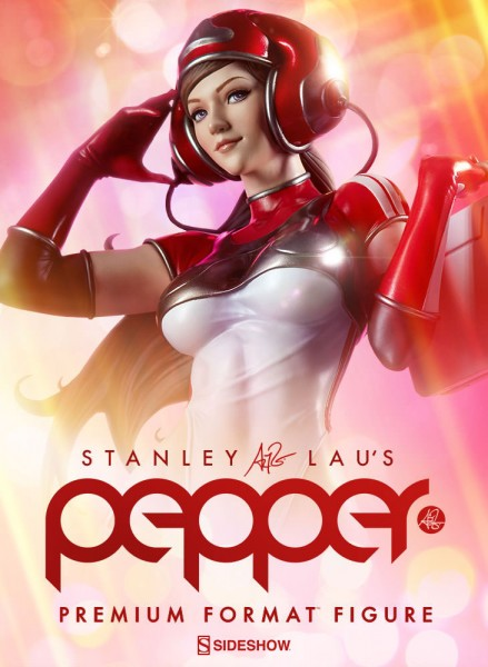 Stanley Lau Premium Format Figur Pepper 54 cm