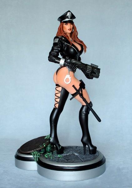Heavy Metal Statue 1/4 Cybercop 51 cm