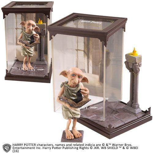 Noble Collection präsentiert ihre neue Magical Creatures -Reihe mit detailreichen Statuen und Dioramen aus den Harry Potter Filmen.Jedes edle Sammlerstück wurde aus PVC gefertigt, ist 11 x 19 cm groß und wird inklusive Display Case und Base geliefert.