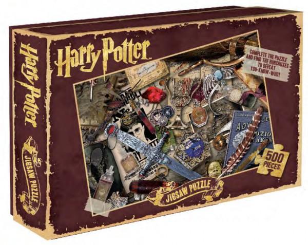 - Offiziell lizenziertes Puzzle- 500 Teile