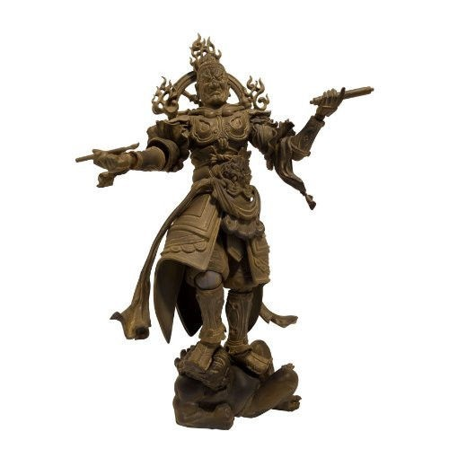 Revoltech Takeya SERIES No.002EX Action Figur Buddha Statue Virupaksa